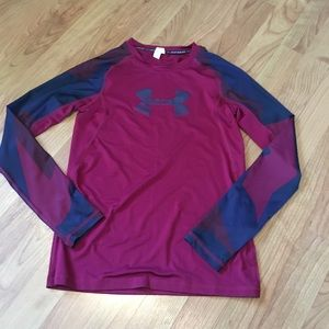 UA Heatgear Long Sleeve Tee